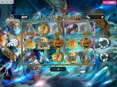 Zeus the Thunderer pokies77.com MrSlotty 1/5